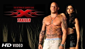 XXX Return of Xander Cage!